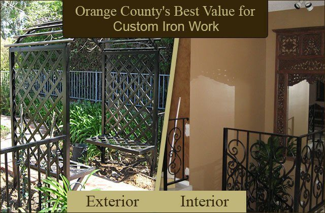 Wrought Iron Fencing Gates Security