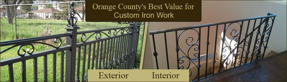 Residential Security Iron Fences