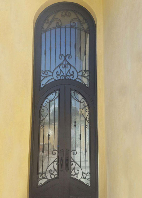 Wrought Iron Fencing Huntington Beach Entry Doors