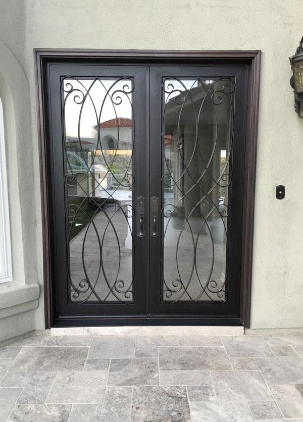 Marquez Iron Works Gallery Ornamental Iron Doors
