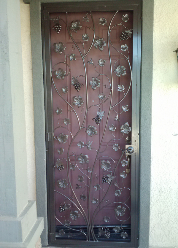 Decorative Metal Entry Doors : Westminster iron fencing entry driveway property gates
