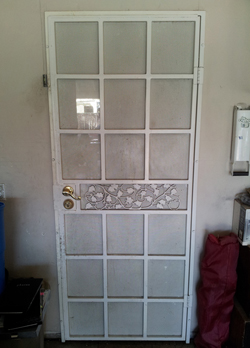 Decorative French Door