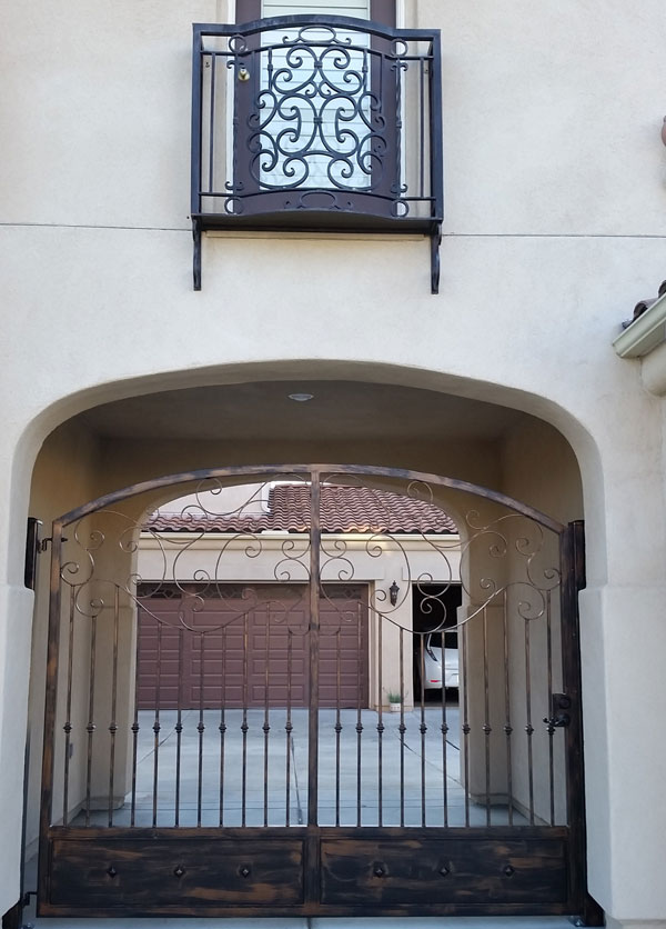 Pedestrian Window/Gate Mission Viejo
