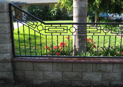 Iron Fencing  - Marquez Iron Works