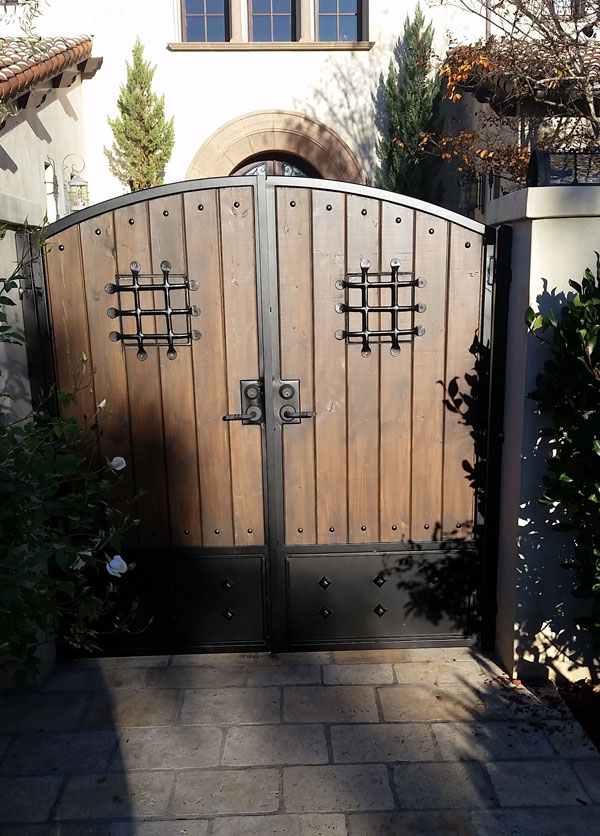 Marquez Iron Works Gallery Ornamental Iron And Wooden