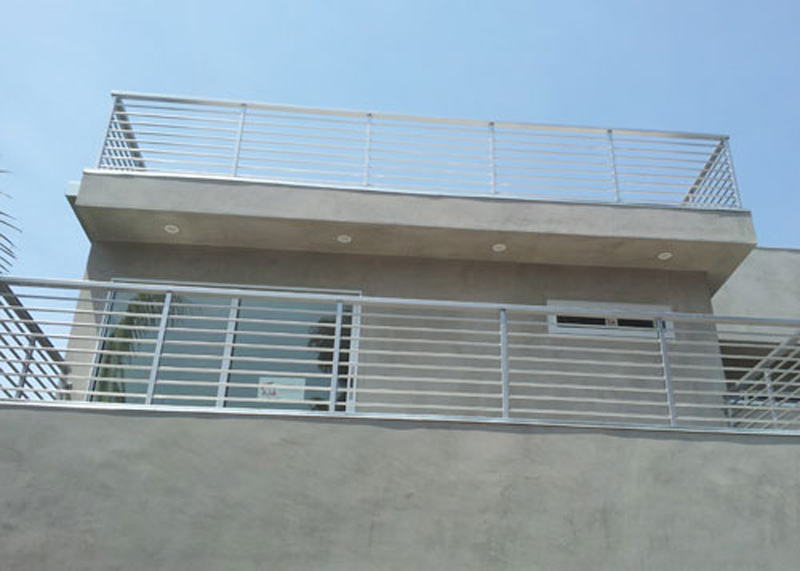 Anaheim, CA Balcony Guardrail Installations