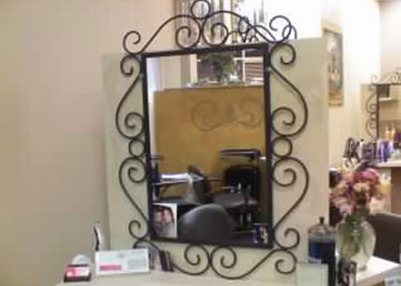 Irvine Decorative Mirror Frames