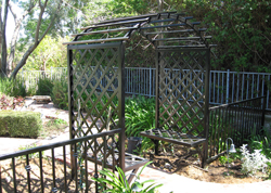 Garden Decorative Iron Gazebo