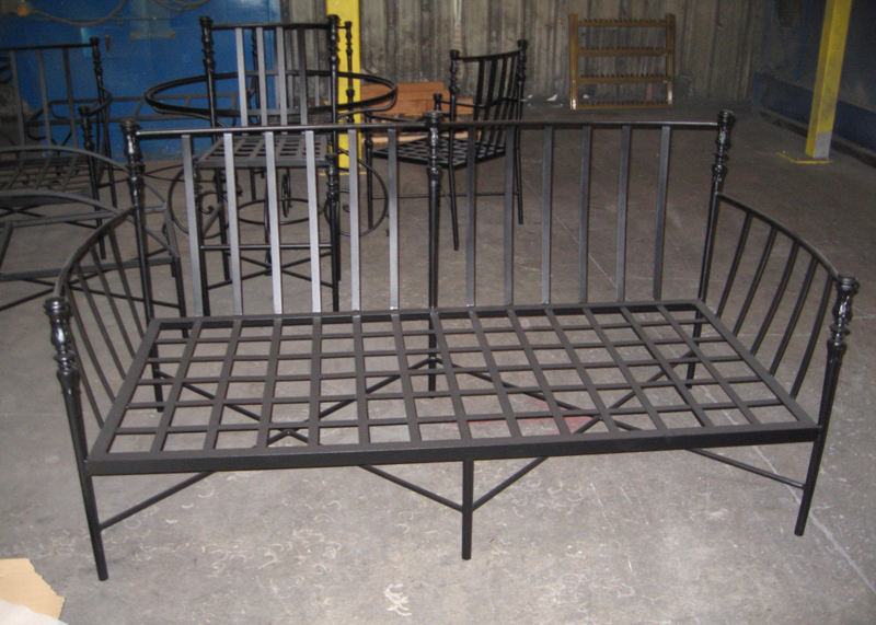 Wrought Iron Furniture Frame