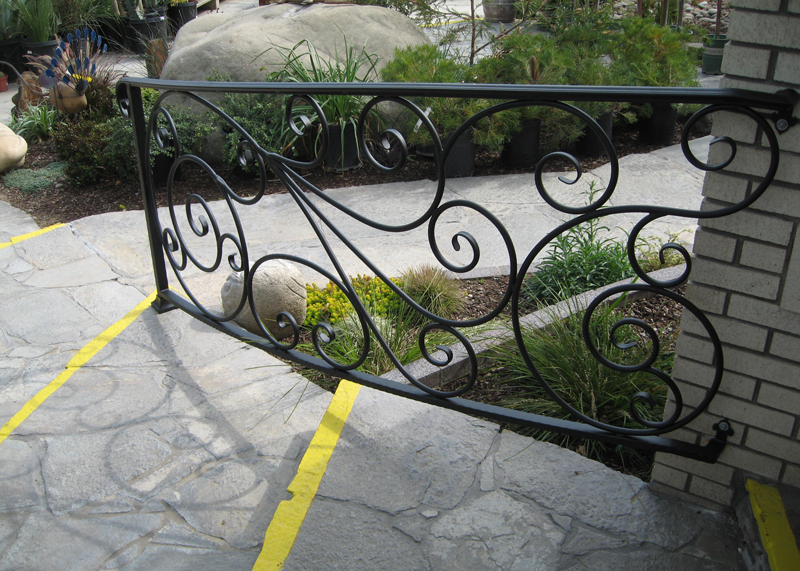 Affordable Iron Railing Installation