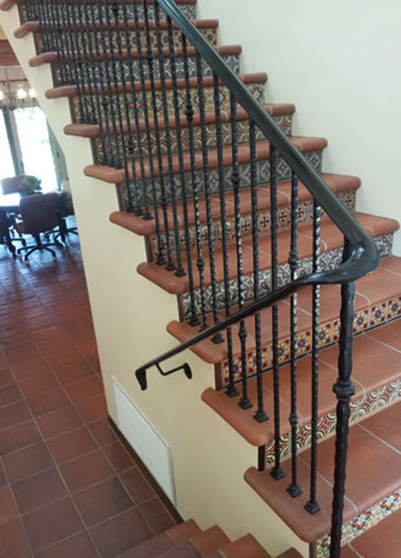 Stair Railing Design Mission Viejo, CA