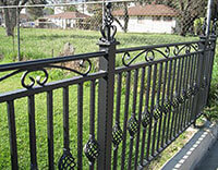 Home Outdoor Fencing