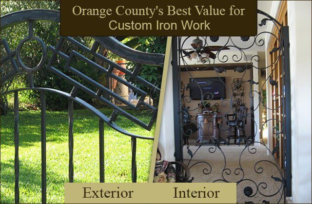 ornate wrought iron gate unusual oc wrought iron doors orange county ornamental gate entry doors fences gates stair railings county ca